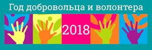 Год волонтера в РФ